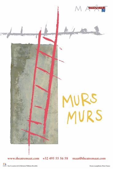 Murs Murs affiche
